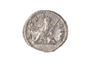 JULIA DOMNA, 193-211 AD. AR DENARIUS, Rome 196-211 AD