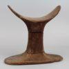 Egyptian wooden headrest
