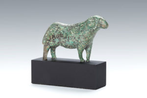 GREEK RAM FIGURE