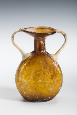 amber pilgrim's flask