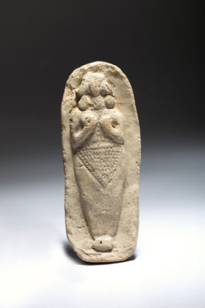 SUMERIAN TERRACOTTA IDOL