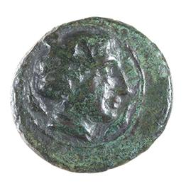 SYRACUSE, AE (17) TRIAS, 435-413 BC