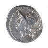 QUINTUS MINUCIUS M.F. TERMUS, DENARIUS, 103 BC.