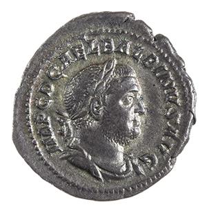 BALBINVS 238 AD, DENARIUS