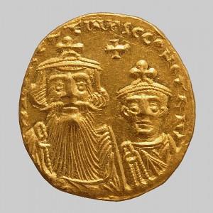 Constans II 654-659 AD