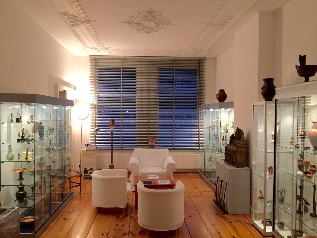 Gallery aan de Frans van Mierisstraat