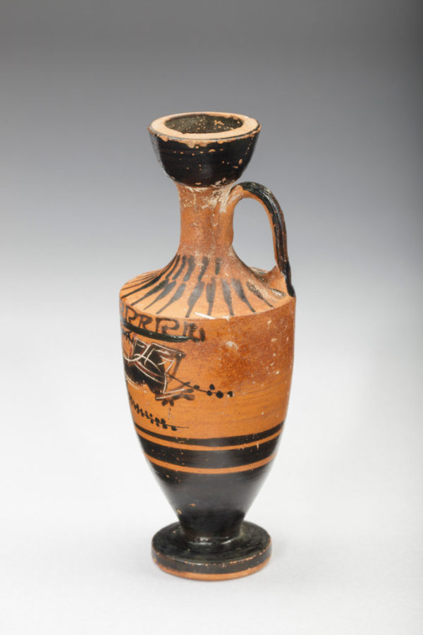 Greece Attic black-figure Lekythos