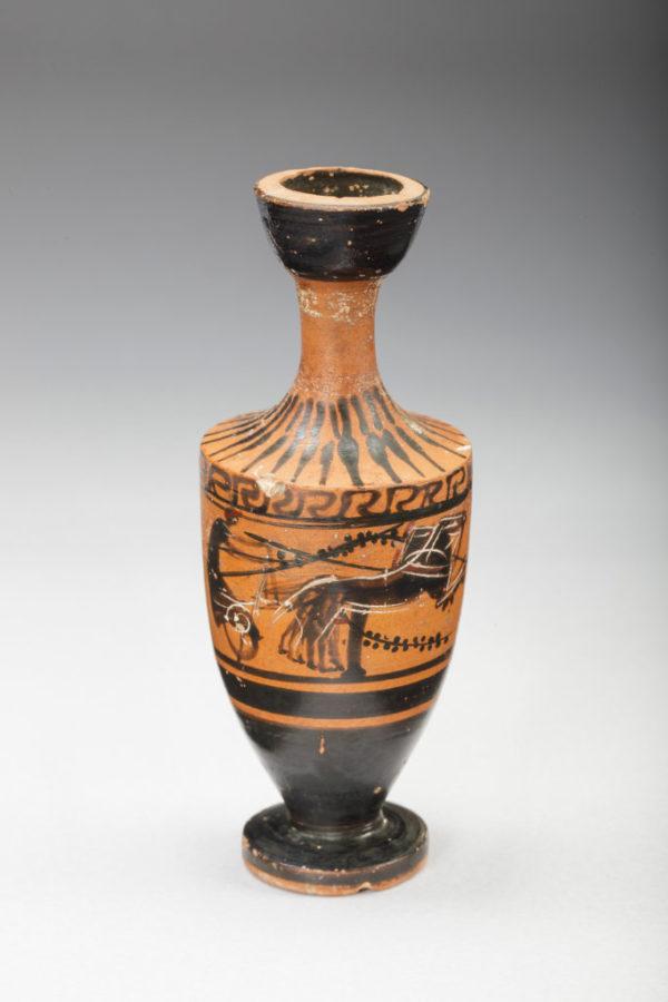 Greece Attic black-figure Lekythos