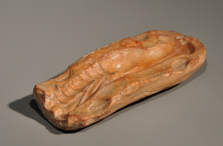 HELLENISTIC TERRACOTTA MOULD