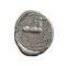 BRUTTIUM, KAULONIA, AR STATER, 480-388 BC rev