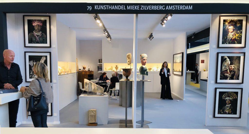 Kunsthandel Mieke Zilverberg, stand 79