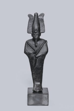 BRONZE OSIRIS FIGURE