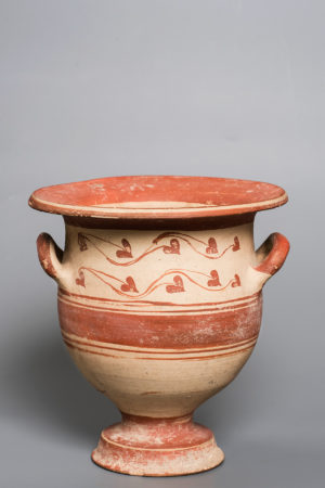 SOUTH ITALY, DAUNIAN BELL KRATER