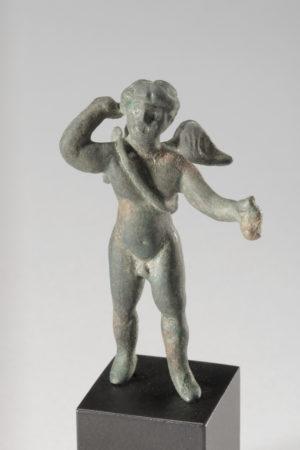 Small Roman Bronze Amor