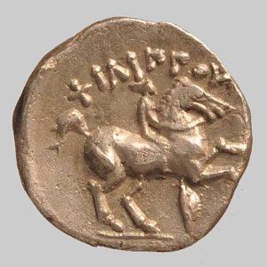 Philippus II tetrobol rev