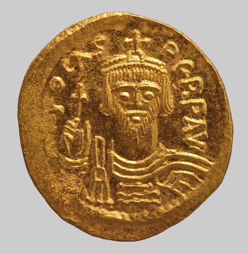 Phocas 602-610 AD Constantinople
