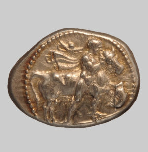 Larissa silver stater 400 BC