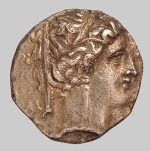 T15 Metapontum stater 330 BC