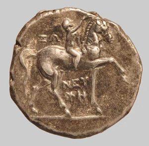 Tarentum stater 281 BC