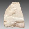 Egypt. kalksteen fragm