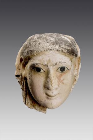 stucco portret masker