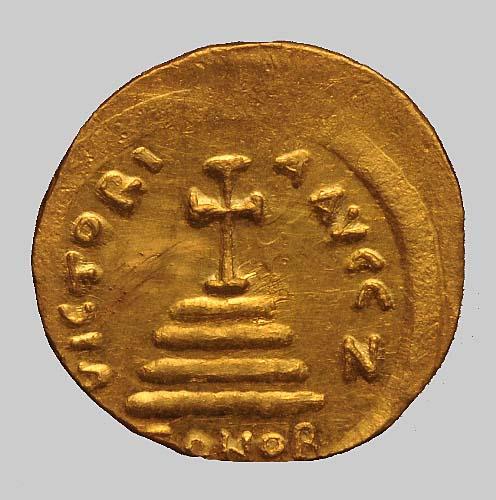 Tiberius ll Constantinus 578-582 AD rev