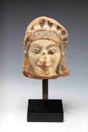 ||||etruscan terracotta antefix-|||||etruscan terracotta antefix|||etruscan-terracotta-antefix