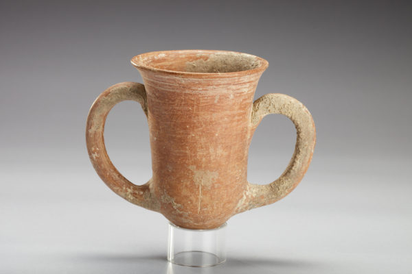 anatolian or trojan two-handled cup