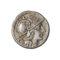 atilivs saranvs denarius rome