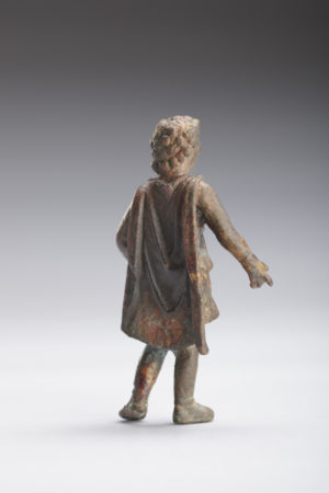 bronze figure of alexander the great rev