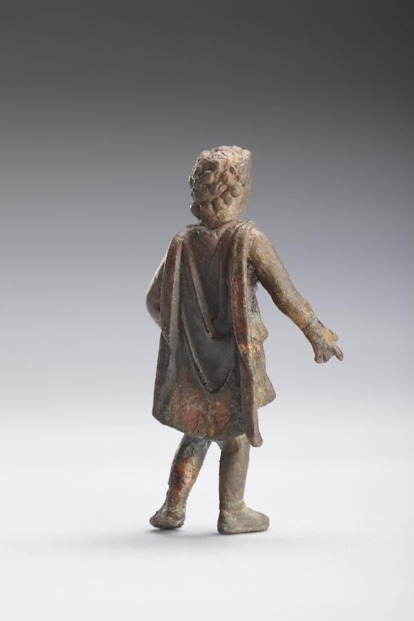 bronze figure of alexander the great rev