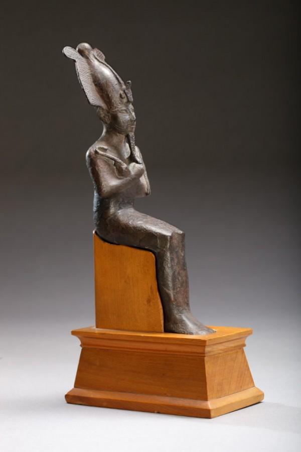 bronze-seated-figure-of-osiris