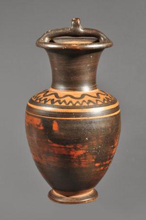 campanian bail amphora