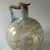 LARGE ROMAN ONE-HANDLED FLASK