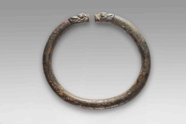 luristan bronze bracelet