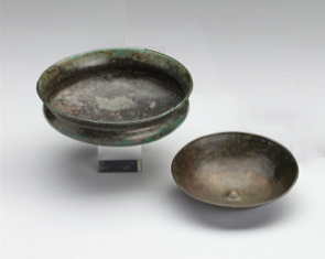 TWO LURISTAN BOWLS