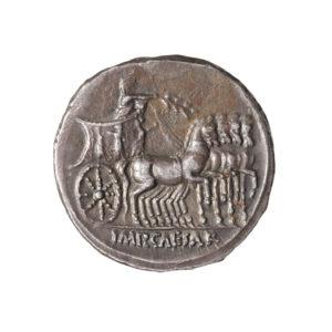 octavianvs Denarius Rome rev