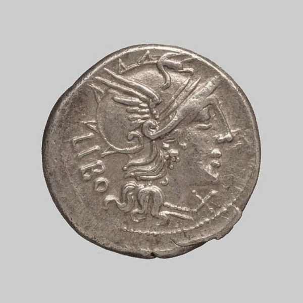 q marcius libo denarius