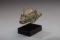 roman bronze lamp lid