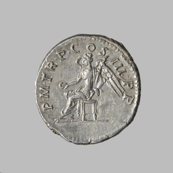 TRAIANUS, 98-117 AD, DENARIUS, ROME 100 AD rev